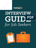 Interview Guide for Job Seekers
