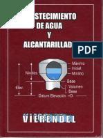 Abastecimiento de Agua y Alcantarillado 4ta (Vierendel)