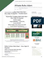 Terjemahan Lengkap Kitab Fathul Bari Ibn