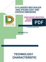 Steam supply Dong Duong co.