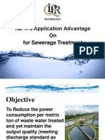 IQPR Sewage Treatment Info