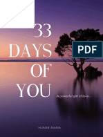 33 Days Of You