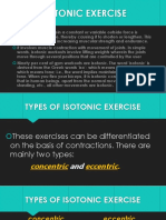 Isometric Exercise Induces Analgesia and Reduces Inhibition