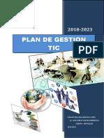 Eduardo Ballesteros Plan de Gestión TIC