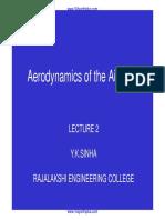 L2 Basic Aerodynamics