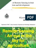 RemoteSensing Kiran