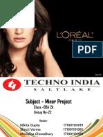 Loreal PDF