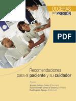 Ulceras Por Presion Recomendaciones Para Pacientes y Cuidadores