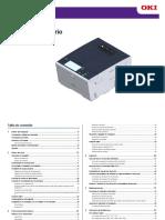 Manual OKI C542