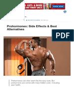 Prohormones_ Side Effects & Best Alternatives _ Muscle & Strength