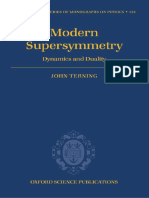 Modern supersymmetry - Dynamics and duality - John Terning.pdf