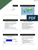 2. Development Indicators
