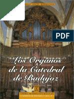 Organos Catedral de Badajoz