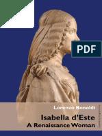 Isabella D'Este - A Renaissance Woman