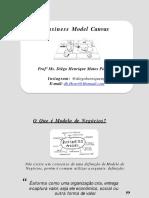 Projet Model Canvas