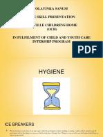 hygiene  life skill    presentation  1