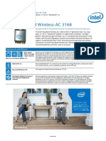 Dual Band Wireless Ac 3168 Brief