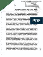 Peritaje Ante Corte IDH Desparición Forzada Fernando
