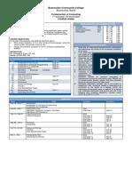 Fundamentals of Computing Course Guide
