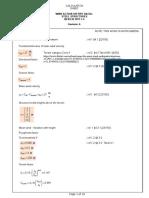 Mathcad - Pipe Rack Structure Wind Design Loads