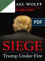 [Michael Wolff] Siege Trump Under Fire(Z-lib.org)