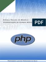 Apostila PHP - 7.0