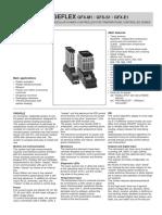 Controlador de Potência Modular GEFRAN GEFLEX GFX