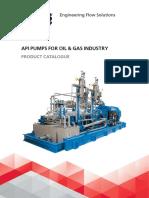 API Process Pumps