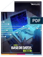 Curso Base de Datos AVANZADO Edu Vanguarq