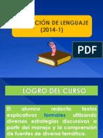 1a_Situación e Intención Cominicativas (2014-1)