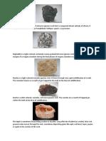 Peridotite is a Coarse