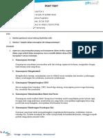Post Test Six Roles