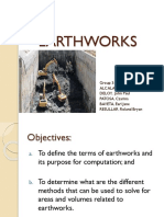 Earthworks - Introduction