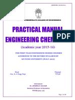 Lab Manual Chem