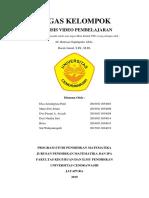 Analisis Video Pembelajaran