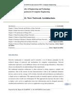 Part 1-CEF 522- New Network