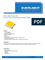 Everlight 1W-9V 140lm