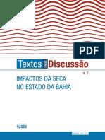 Texto_discussao_Impacto Da Seca 2012