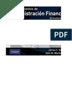 Cap 6 Análisis de Estados Financieros - Van Horne y Wachowicz