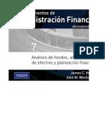 Cap 7 Análisis de fondo, de flujo de efectivo y planeación financiera - Van Horne y Wachowicz.xlsx