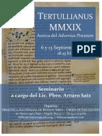 Tertuliano Programa