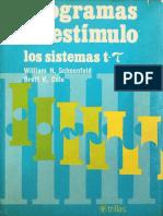 Programas de estímulos del sistema t-t, William N. Schoenfeld