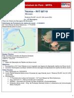 RVT 007 2019 - Lagoas de Disposição de Rejeitos Da Alcoa-Juruti