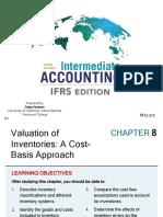 Chapter 8 Kieso accounting for intermediate