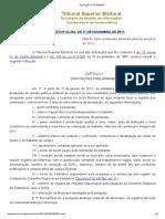 Resolução Nº 23.364_2011 Pesquisas Eleitorais