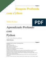 Aprendizagem Profunda Com Python