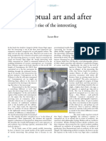 BEST, Susan. Conceptual art and after - The rise of the interesting..pdf