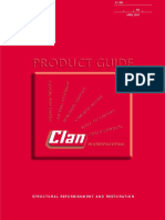 Clan Product Guide