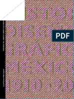 Historia del Diseño Gráfico en México (Portada)