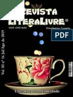 Revista LiteraLivre 16ª Edição